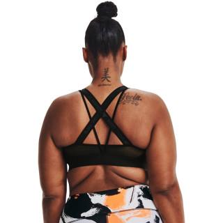 Women's Project Rock Crossback Mid Sports Bra