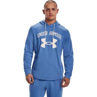 UNDER ARMOUR Men's UA Rival Terry Big Logo Hoodie