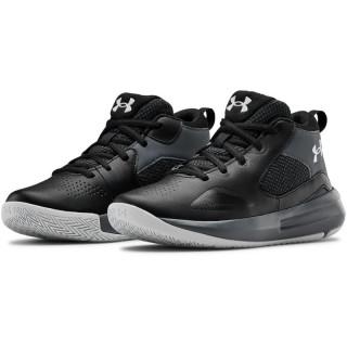 Kids's Grade School UA Lockdown 5 Basketball Shoes
