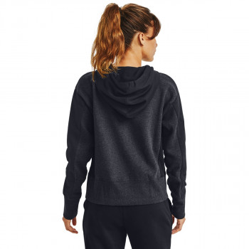 Women's UA Rival Fleece Embroidered Full Zip Hoodie