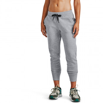 Women's UA Rival Fleece EMB Pant