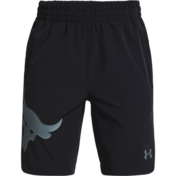 Boys' Project Rock Woven Shorts