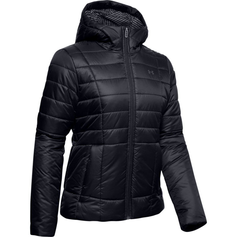 UNDER ARMOUR Women's UA Armour Insulated Hooded Jacket