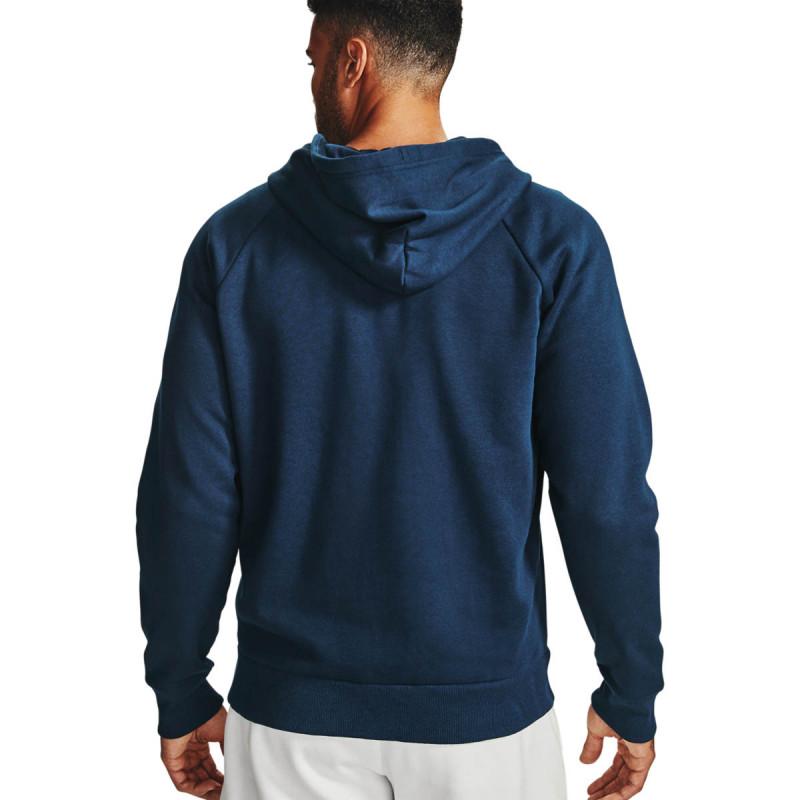 UNDER ARMOUR Men's UA Rival Fleece Full Zip Hoodie