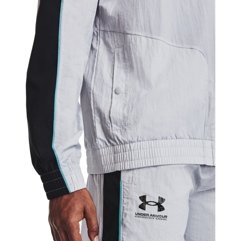 Men's UA Woven Track Jacket