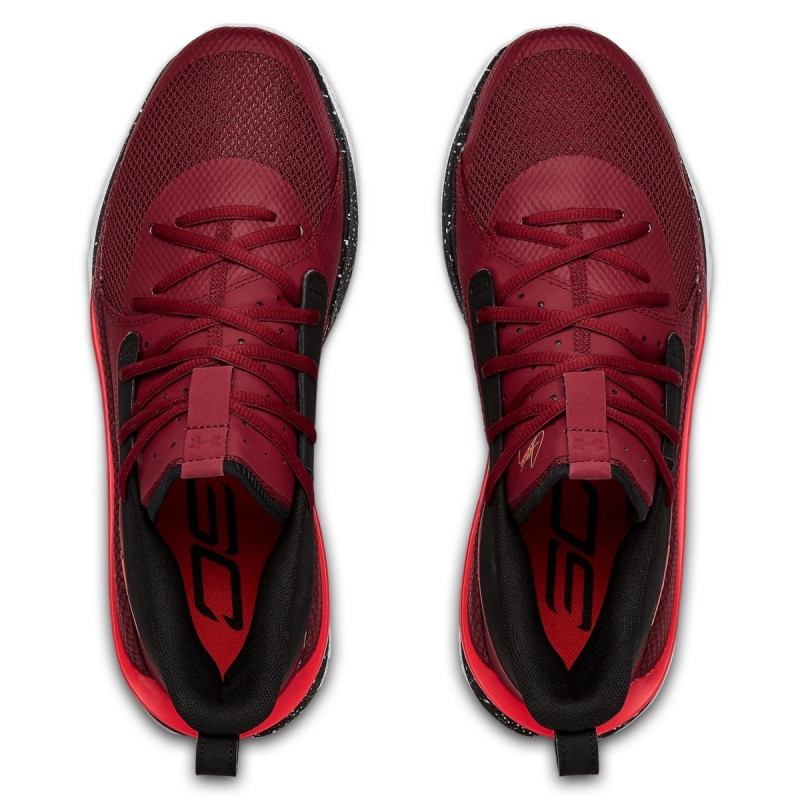Unisex UA Curry 7 Basketball Shoes