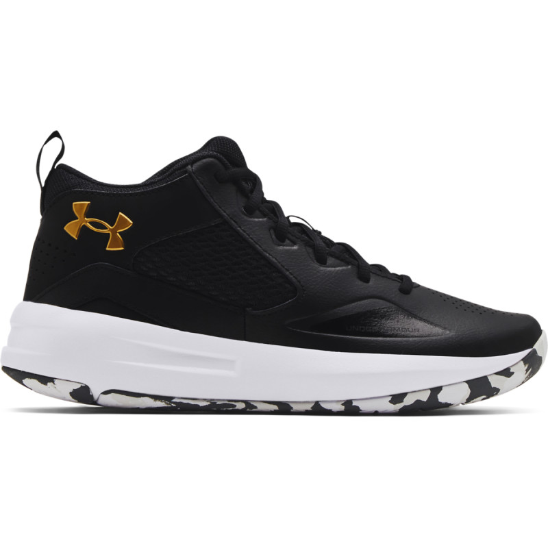 UNDER ARMOUR Adult UA Lockdown 5 Basketball Shoes